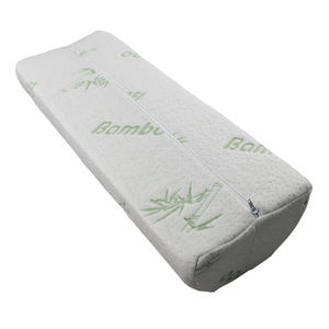 Support sleeping rest bamboo memory foam orthopedic pillow for neck head knee waist lumbar pain