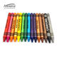 EN71 Certificated Kids Wax Crayons