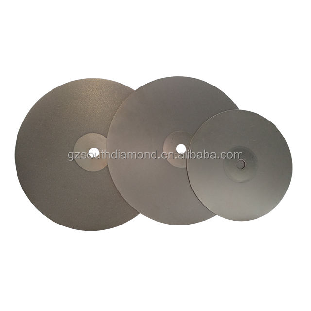 high quality lapidary sharpening diamond floor grinding disc