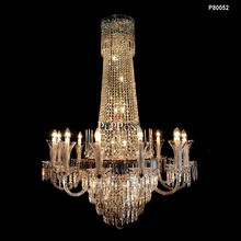 Traditional style Empire Crystal Chandelier Pendant Lamp