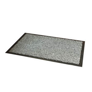 Wholesale Antislip Carpet Entry Custom Polypropylene Surface PVC Backing Outdoor Shoe Cleaning Dustproof Door Mat