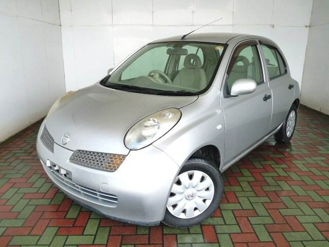 nissan march ua-ak12 2002