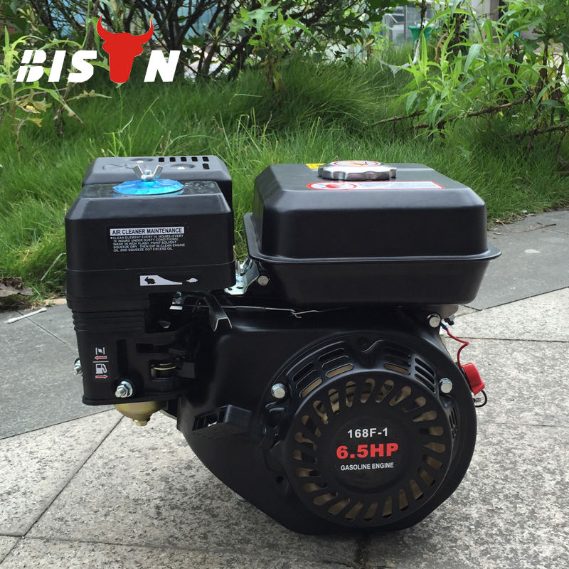 154f Gasoline Engine With 2-stroke Air Cooled OHV Structure