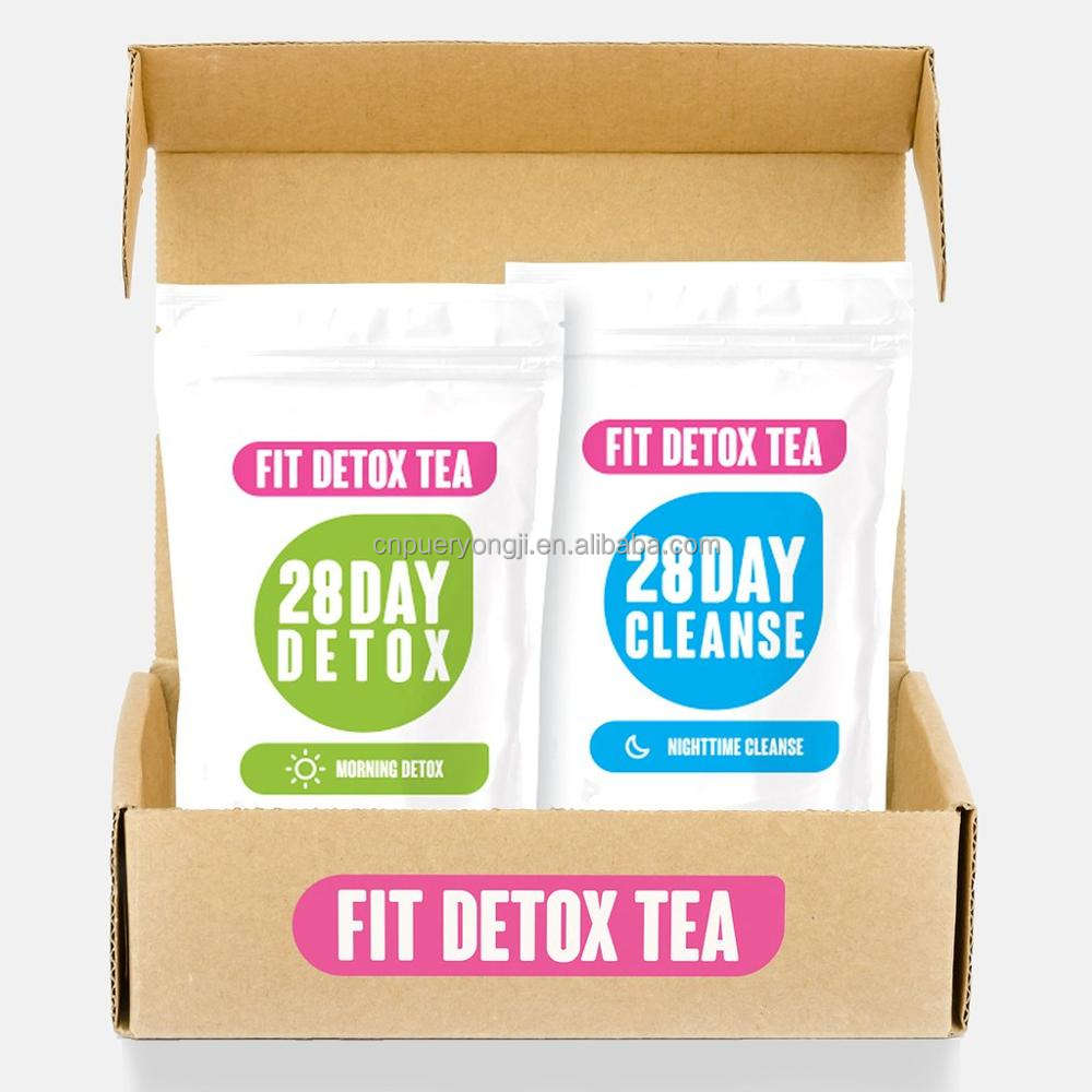 Private label 14 Day Skinny Mint Teatox 28 Day Herbal Slimming Detox Tea Weight Loss Tea