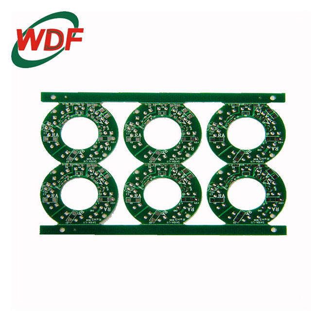 8 layer electronic pcb printed circuit board manufacturer in China