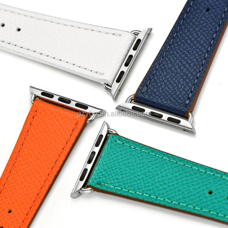 Genuine Leather Watch Strap for Apple Watch Band for iWatch Series 4 Watch Replacement Band 38/42mm 40/44mm