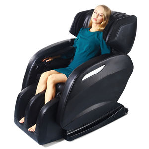 Full Body Shiatsu Massage Chair ZERO GRAVITY Foot Roller Recliner