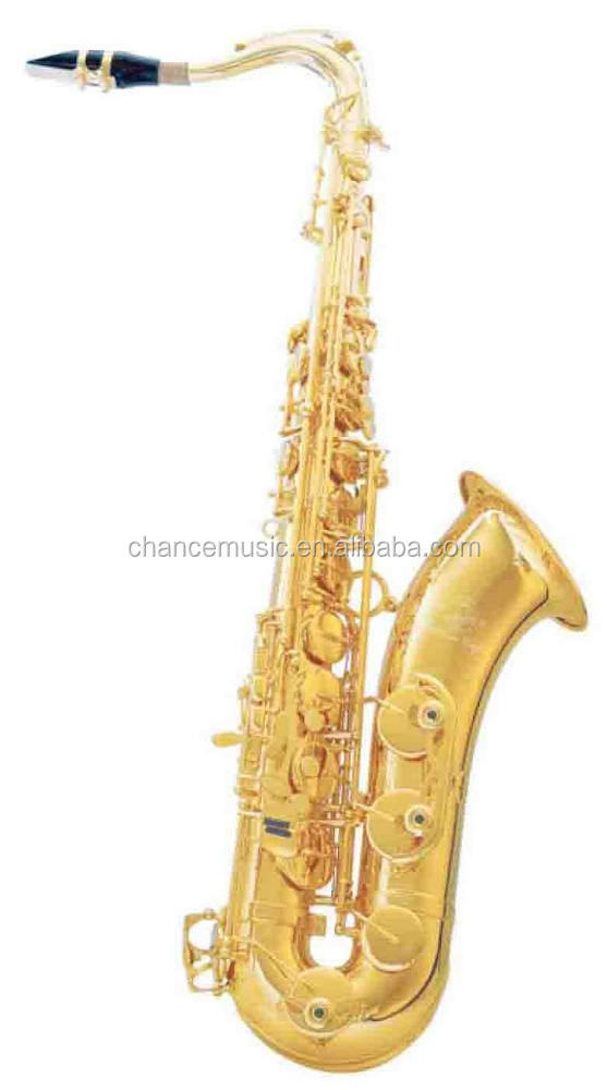 Student Sax Tenor Saxophone professional brass finish tenor saxaphone ABC1103G