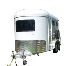 high quality Hot sale 2 horse Trailer miniature horse trailer