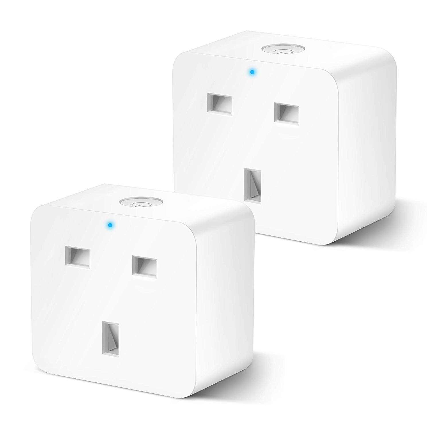 Terbaru Hot Jual Teckin 13A UK Smart Plug Overload Perlindungan Wifi Smart Plug Tuya Smart Socket