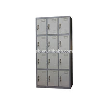 simple wardrobe/12 door cheap storage cabinets/ classroom locker suppliers/steel locker philippines