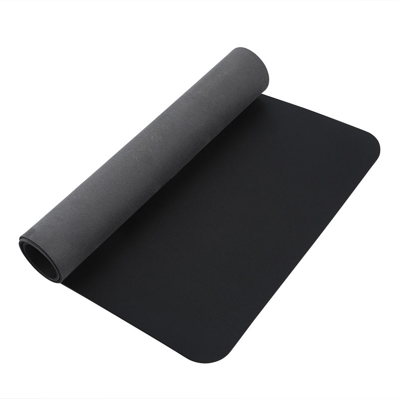 BUBM Custom Black Leather Large Blank XXL Gaming Mouse Pad Mousepad