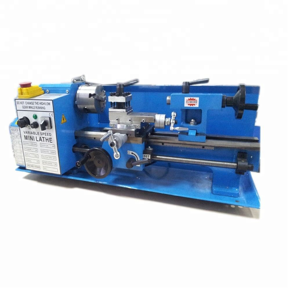 SUMORE SP2102 metal processing cue repair lathe machine