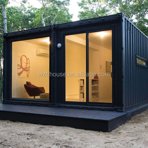 Mobile living house container 20ft shipping container home