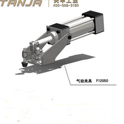 TANJA F12050 pneumatic adjustable hand tools universal pipe
