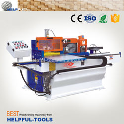 Shandong weihai HELPFUL Brand finger joint line Semi automatic