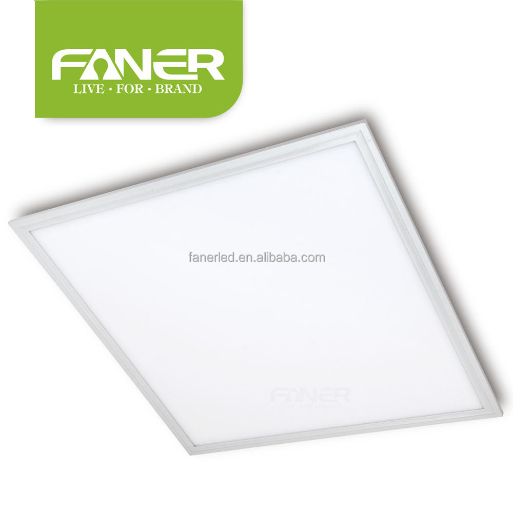 Ceiling Suspended Recessed 60x60 2x2 600x600 LED Panel Light 36w 40w 48w Office Lighting