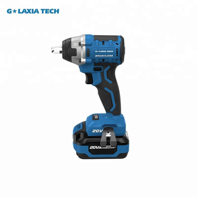 New Arrivals 18V/20V High Torque Square Drive cordless Impact Wrench