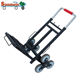 Factory Directly High-end material heavy duty adjustable height foldable household store cargo carrying stair climbing cart