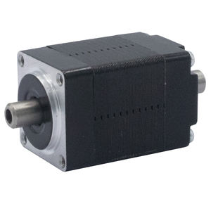 CE   RoHS 1.8 degree 20mm Mini Micro Hollow Shaft Hybrid Nema 8 stepper motor for Conveyor Machine and Robot