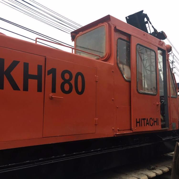 Sell Original Japan Crawler Crane Used Condition High Quality Low Price HITACHI KH180-2 Crawler Crane For Sale