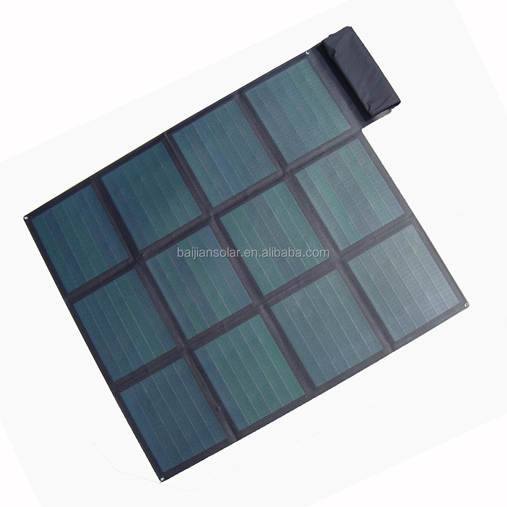 2017 High efficiency solar power energy in CIGS solar cell strip
