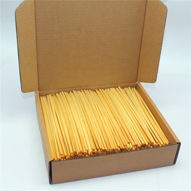 Factory price organic natural wheat straws wheat drinking straws eco friendly rye straws for sale
