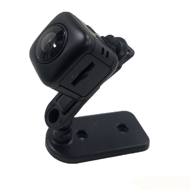 Camera Mini Wide Angle 1080P HD Nanny Cam with Motion Detection , Perfect Indoor Covert Security Camera