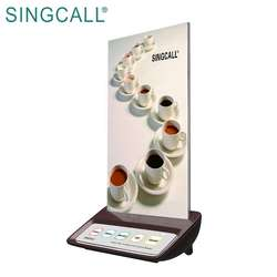 SINGCALL Service Pagers Wireless Table Calling System for Cafe Store