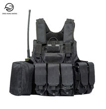 High Quality Nylon Vest Army Military Tactical Equipment For Tactical Usage