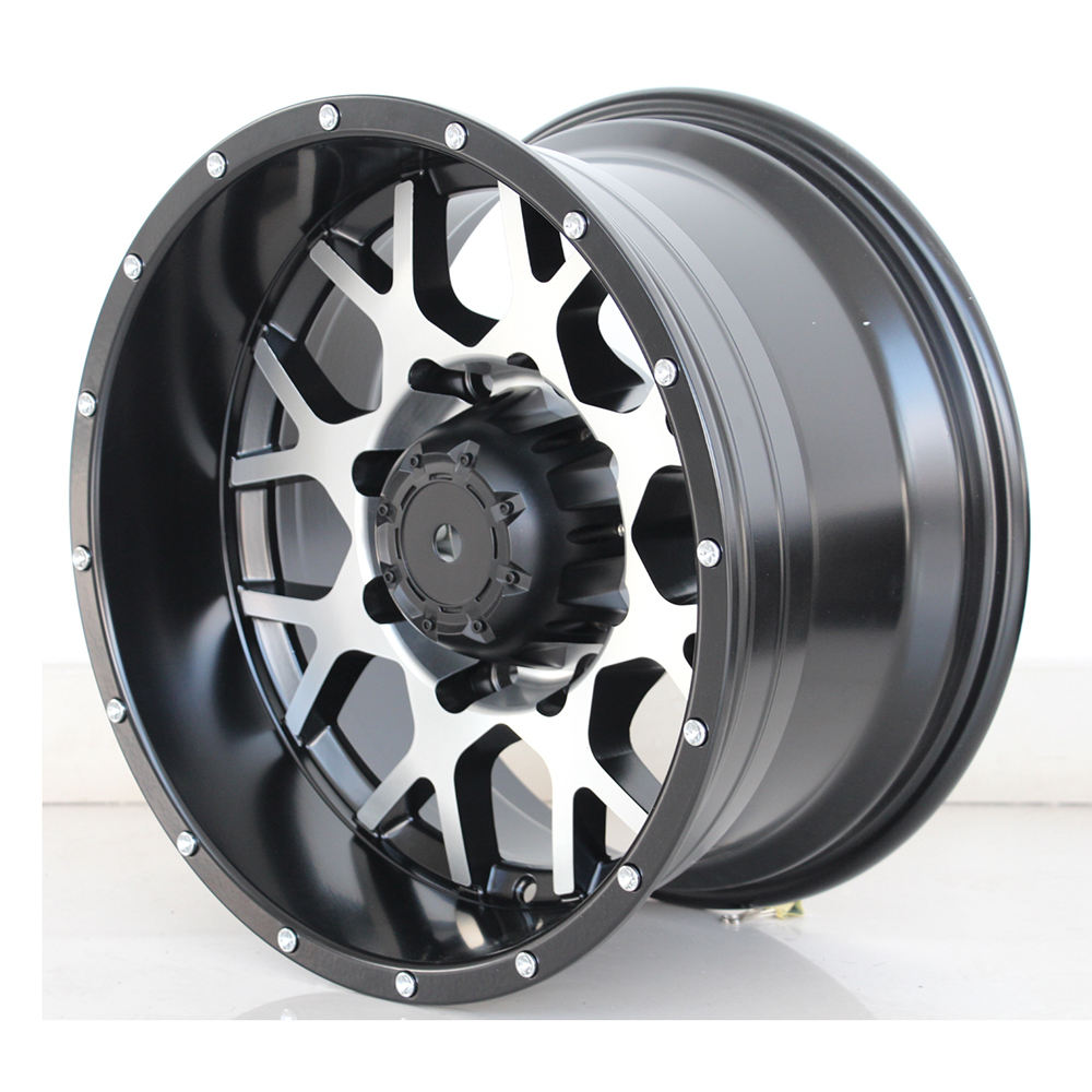 PCD 139.7 alloy wheels for sale,6 hole offroad alloy wheels,new design 20 inch SUV 6x139.7 rims 4x4 suv