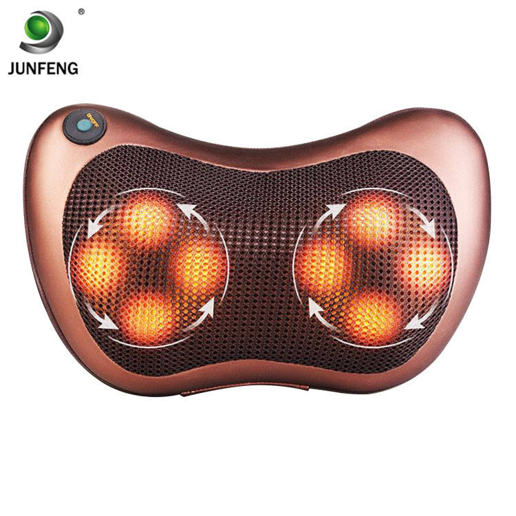 Most Popular Strong Kneading shiatsu infrared massage pillow