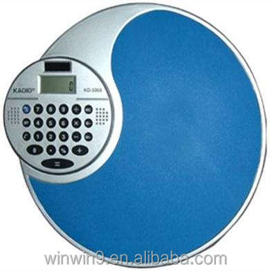 Promotionele Calculator Muismat <span class=keywords><strong>Ronde</strong></span> Muis Mat