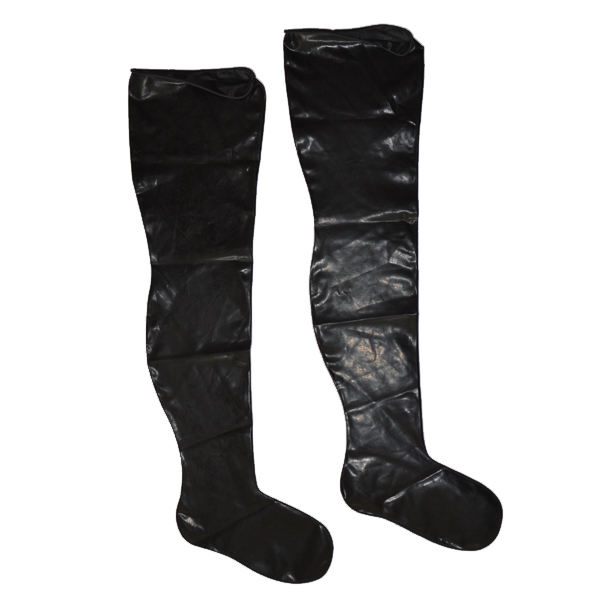 2018 fetish , rubber, long, toe, fashion, women, men latex exotic apparel costumes Socks