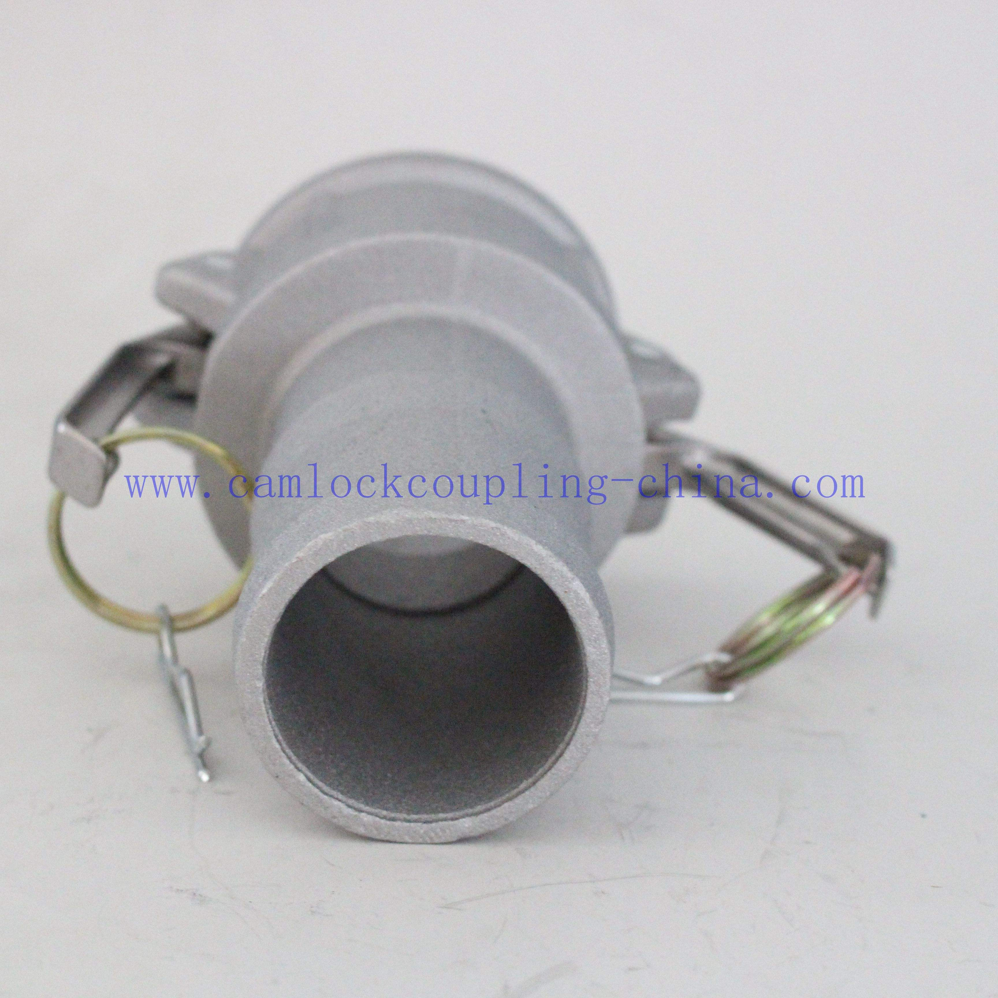 camlock coupling aluminum and quick joint coupling fittings