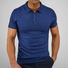 Plain wholesale polo shirts for men