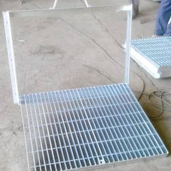 galvanized steel gratingdrainage trench covers