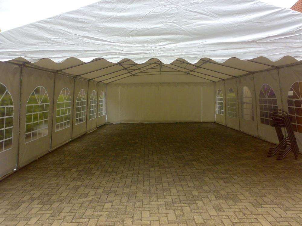 Luxury White Marquee Tent for Events with PVC Wall