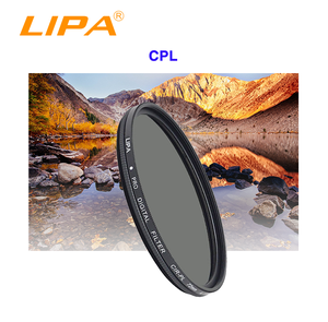 Circular effect filter set MC UV and CPL and GND filter for camera OEM/ODM