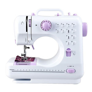 New Electronic Gadgets Household Mini 12 Stitches Overlock Sewing Machine