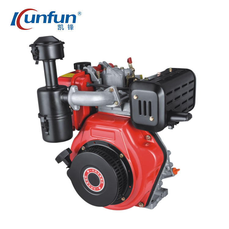 KF-186F 6.5kw/3600rpm Maximum Power Air Cooled Diesel Engine Water Pump