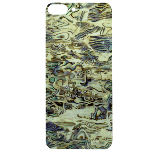 nature mother of pearl shell for iphone 7 plus milled housing decoration