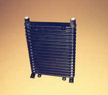 stacked oil cooler from wuxi city