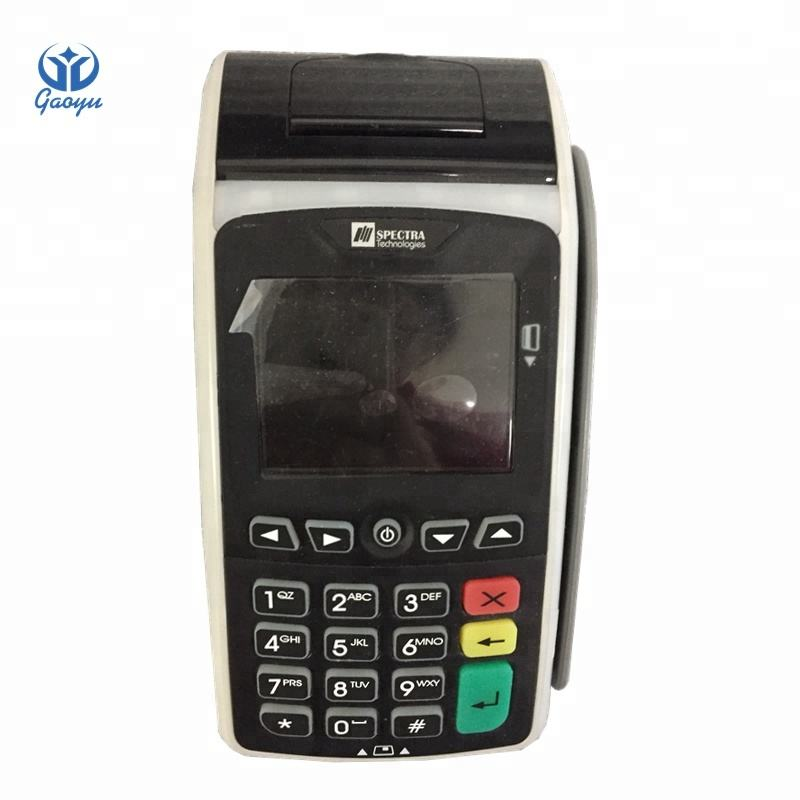 used T1000 GPRS Wireless POS payment terminal