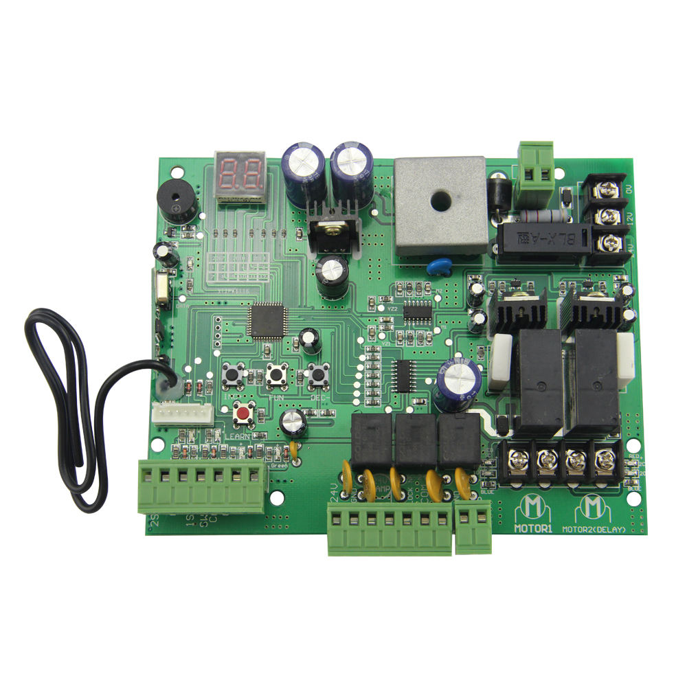 Automatic Control Board For DC Swing Gate Motors