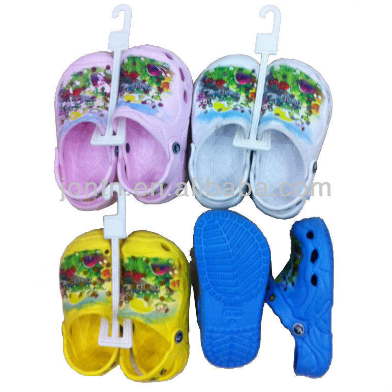 JT-261 bulk overstock children garden shoes liquidation