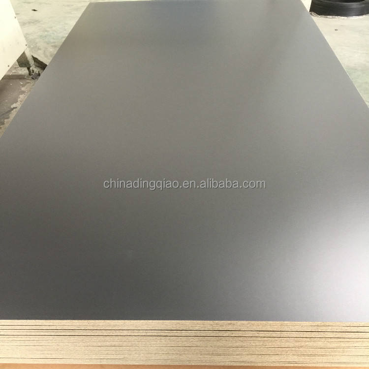 1220*2440mm home furniture panels plain particle board price