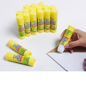 Hot selling high quality quick dry PVP 8g glue stick for back to school or office