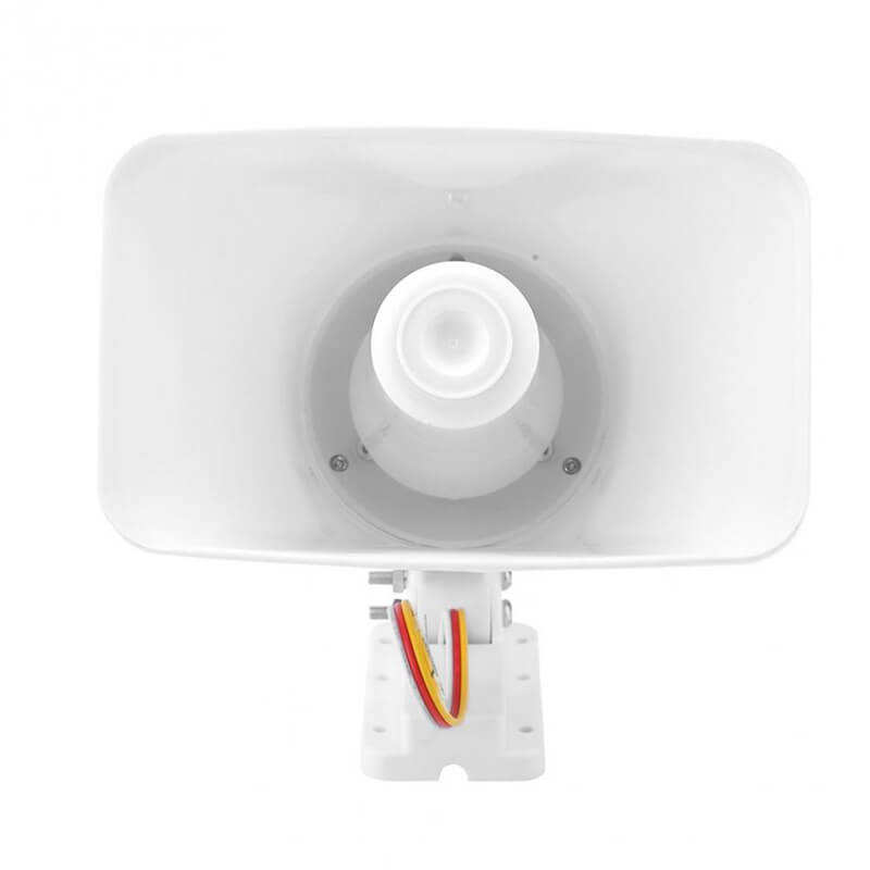 Fire alarm types fog air 12v metalicss siren security horn speaker 24v