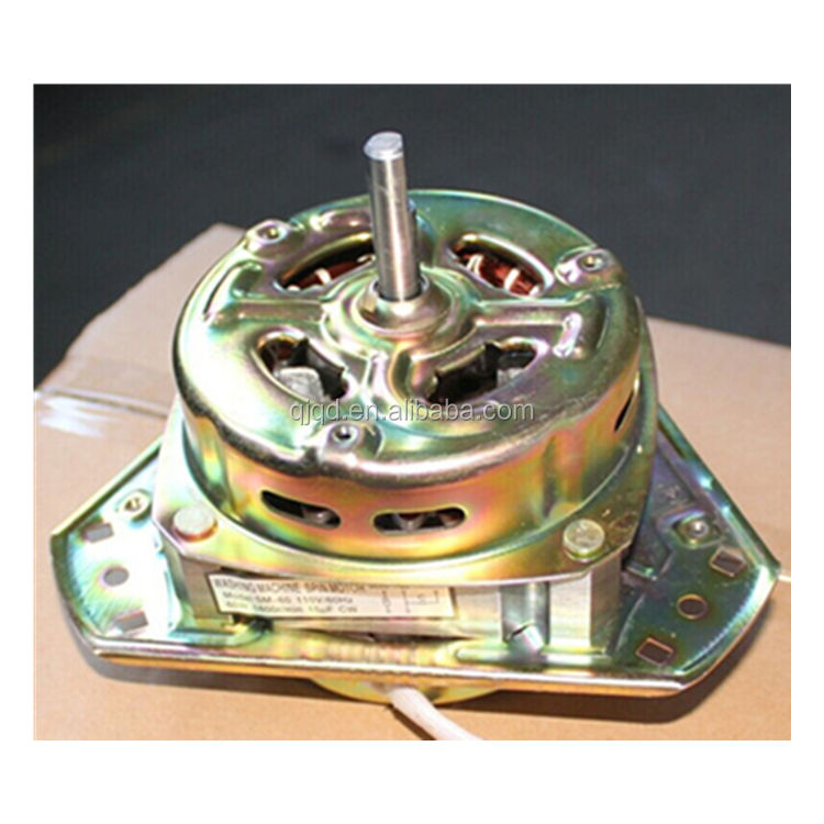 60w 70w 90w 120w 150w 180w XD-120 washing machine spin motor for twin tub washing machine universal motor RPM specifications
